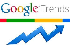 Feramentas Google: Trends
