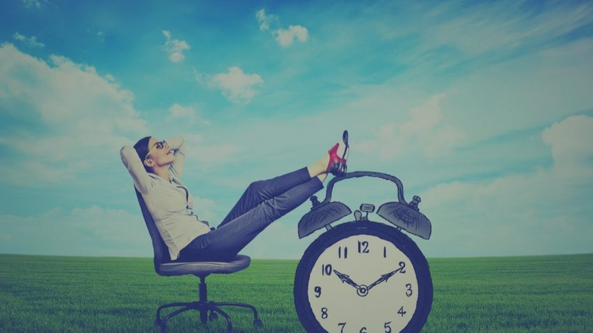 Como gerir melhor o tempo na área comercial