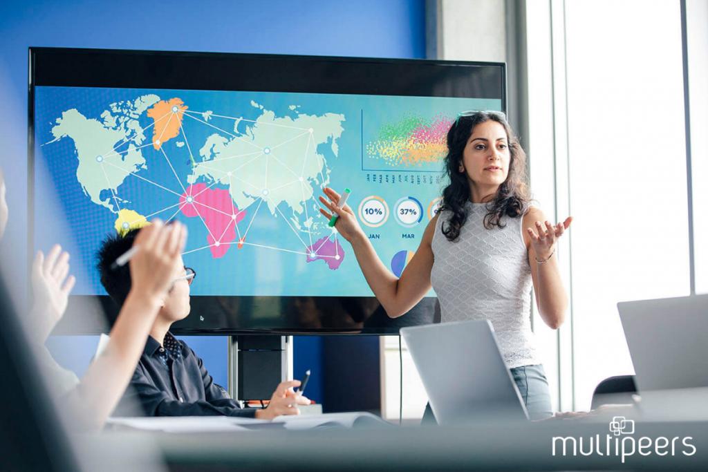 Qual o impacto da tecnologia na gestão de empresas?